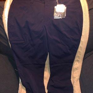 Eddie Bauer Flexon Convertible Pants. 12 tall